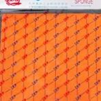 729 Orange sponge
