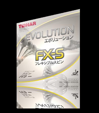 Evolution FX-S. Uusinta kumiteknologiaa. Mahtava kierre ja erinomainen kontrolli.