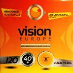 Vision Europe Super Training 40+ valkoinen ja oranssi!